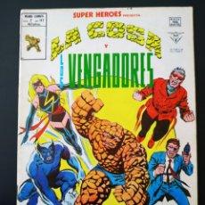 Cómics: MUY BUEN ESTADO SUPER HEROES 117 VOL II VERTICE. Lote 195175536
