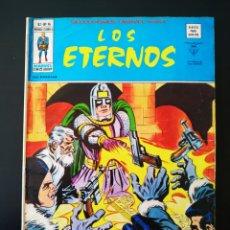 Cómics: MUY BUEN ESTADO SELECCIONES MARVEL LOS ETERNOS 14 VERTICE. Lote 195182777