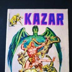 Cómics: MUY BUEN ESTADO KAZAR 4 LINEA 83 VERTICE. Lote 195182936