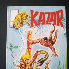 Cómics: MUY BUEN ESTADO KAZAR 7 LINEA SURCO VERTICE. Lote 195183421