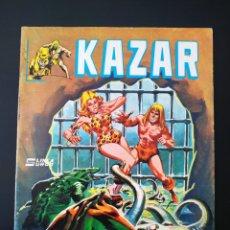 Cómics: MUY BUEN ESTADO KAZAR 5 LINEA SURCO VERTICE. Lote 195183552
