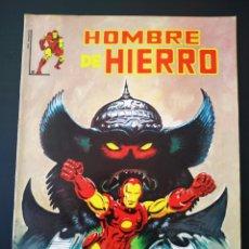 Cómics: BUEN ESTADO HOMBRE DE HIERRO 2 LINEA 83 VERTICE. Lote 195184397