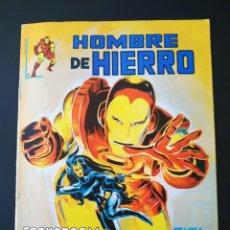 Cómics: BUEN ESTADO HOMBRE DE HIERRO 6 LINEA SURCO VERTICE. Lote 195184592