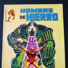 Cómics: BUEN ESTADO HOMBRE DE HIERRO 4 LINEA 83 VERTICE. Lote 195185058
