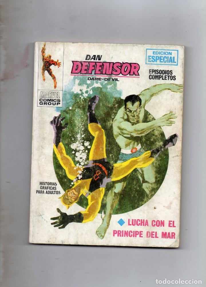 COMIC VERTICE 1969 DAN DEFENSOR VOL1 Nº 4 ( BUEN ESTADO ) (Tebeos y Comics - Vértice - Dan Defensor)