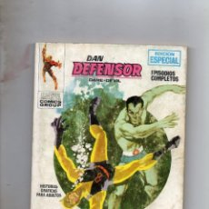Cómics: COMIC VERTICE 1969 DAN DEFENSOR VOL1 Nº 4 ( BUEN ESTADO ). Lote 195207186