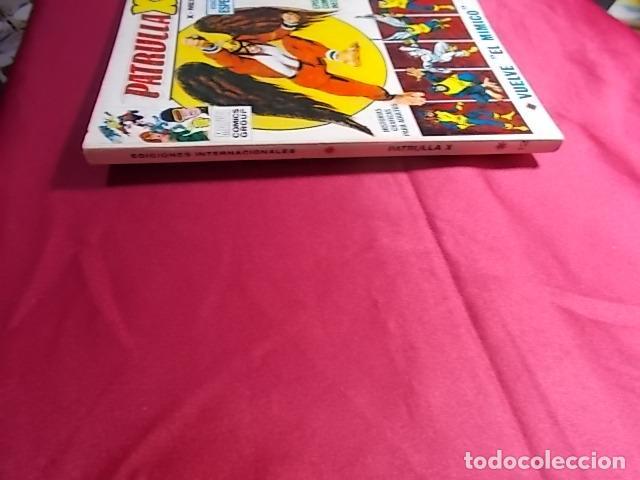 Cómics: PATRULLA X. VOL 1. Nº 12. VUELVE EL MIMICO. EDICIONES VÉRTICE. TACO - Foto 4 - 195213548
