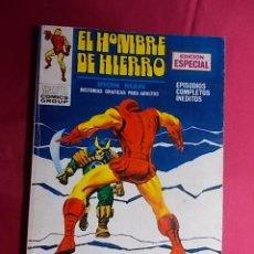Cómics: EL HOMBRE DE HIERRO. VOL 1. Nº 13. EL SEÑOR DE LOS MONSTRUOS. EDICIONES VÉRTICE. TACO. Lote 195217375