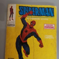 Cómics: COMIC SPIDERMAN N° 1 V1 VÉRTICE MARVEL TACO COMPLETO. Lote 195234531