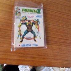Cómics: PATRULLA X Nº 18 EDITA VERTICE. Lote 195269867