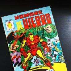 Cómics: EXCELENTE ESTADO EL HOMBRE DE HIERRO 7 VERTICE. Lote 195272450