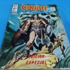Cómics: COMIC, CONAN EL BÁRBARO, V.2-N 7. MARVEL. EDICIÓN ESPECIAL. Lote 195273413