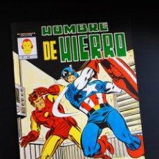 Cómics: EXCELENTE ESTADO EL HOMBRE DE HIERRO 6 VERTICE. Lote 195273468
