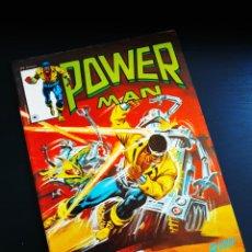 Cómics: EXCELENTE ESTADO POWERMAN 8 LINEA SURCO VERTICE POWER-MAN. Lote 195279421