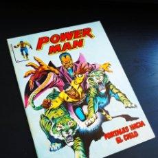 Cómics: EXCELENTE ESTADO POWERMAN 4 LINEA 83 VERTICE POWER-MAN. Lote 195280103
