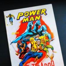 Cómics: BUEN ESTADO POWERMAN 7 LINEA SURCO VERTICE POWER-MAN. Lote 195281242