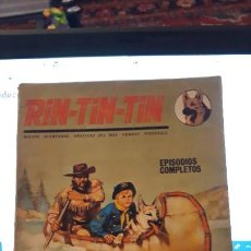 Cómics: RIN TIN TIN Nº2 MISION PELIGROSA - VERTICE 1971. Lote 195307411