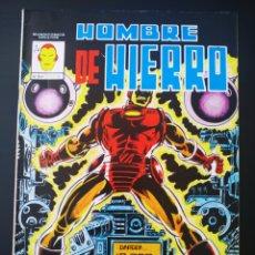 Cómics: BUEN ESTADO HOMBRE DE HIERRO 3 VERTICE. Lote 195363255