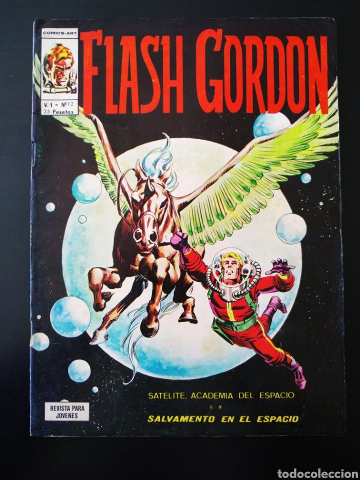 MUY BUEN ESTADO FLASH GORDON 12 VERTICE (Tebeos y Comics - Vértice - Flash Gordon)
