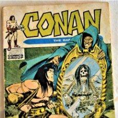 Cómics: CONAN Nº 13 - LOS ESPEJOS DE KHARAM - AKKAD - EDICIONES VERTICE - TAPA BLANDA. Lote 195376835