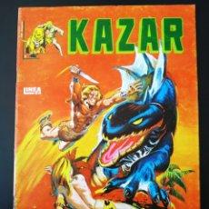 Cómics: MUY BUEN ESTADO KAZAR 1 LINEA 83 VERTICE. Lote 195381923
