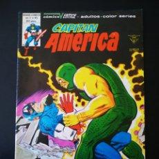 Cómics: MUY BUEN ESTADO CAPITAN AMERICA 45 VOL III VERTICE. Lote 195382757
