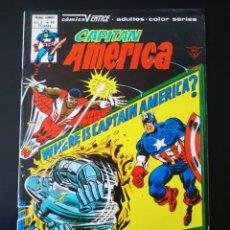 Cómics: MUY BUEN ESTADO CAPITAN AMERICA 40 VOL III VERTICE. Lote 195382877