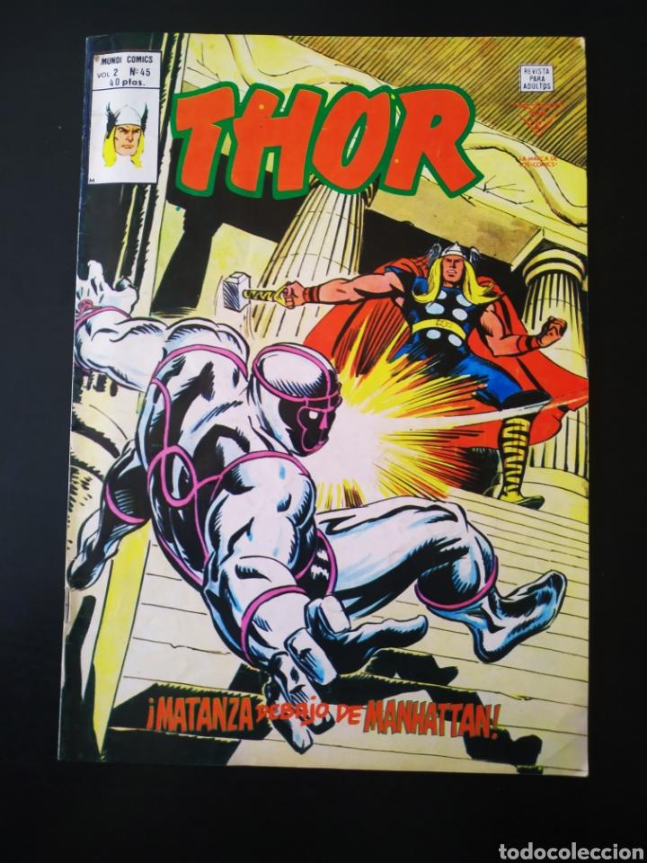 MUY BUEN ESTADO THOR 45 VOL II VERTICE (Tebeos y Comics - Vértice - Thor)
