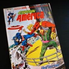 Cómics: EXCELENTE ESTADO CAPITAN AMERICA 42 VERTICE VOL III. Lote 195401138
