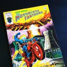 Cómics: BASTANTE NUEVO SUPER HEROES 119 EL MOTORISTA FANTASMA VERTICE VOL II. Lote 195403853