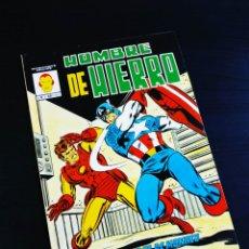 Cómics: DE KIOSCO EL HOMBRE DE HIERRO 6 VERTICE. Lote 195405852