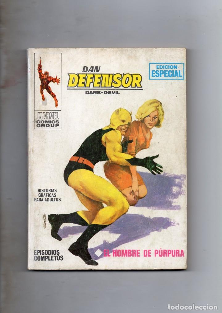 Cómics: COMIC VERTICE 1969 DAN DEFENSOR VOL1 Nº 2 ( BUEN ESTADO ) - Foto 1 - 195489156