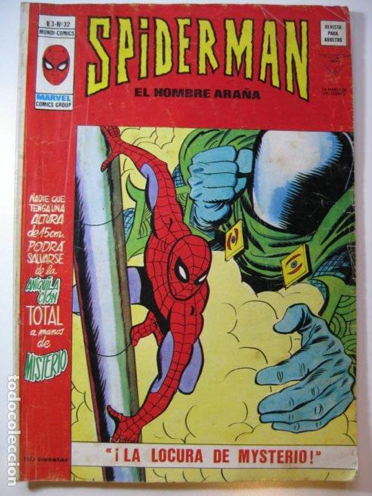 SPIDERMAN V-3 Nº32 (Tebeos y Comics - Vértice - V.3)