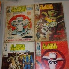 Cómics: EL JINETE FANTASMA V1 COMPLETA. Lote 195495307