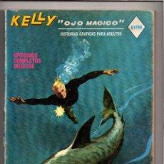 Cómics: Nº 17 KELLY OJO MAGICO . EDICIONES VERTICE ( VOL. 1). Lote 195598822