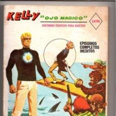 Cómics: Nº 18 KELLY OJO MAGICO . EDICIONES VERTICE ( VOL. 1). Lote 195598876