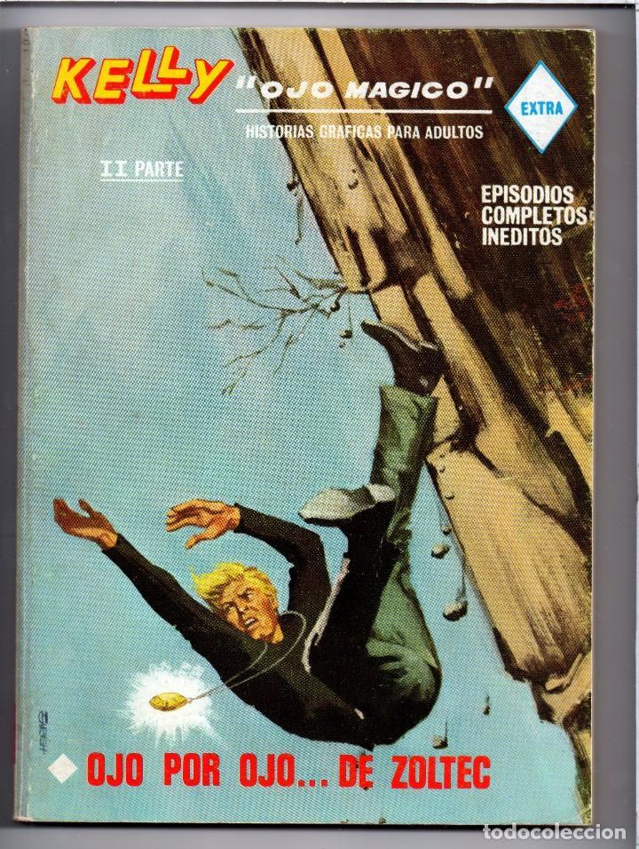 Nº 13 KELLY OJO MAGICO . EDICIONES VERTICE ( VOL. 1) (Tebeos y Comics - Vértice - Fleetway)