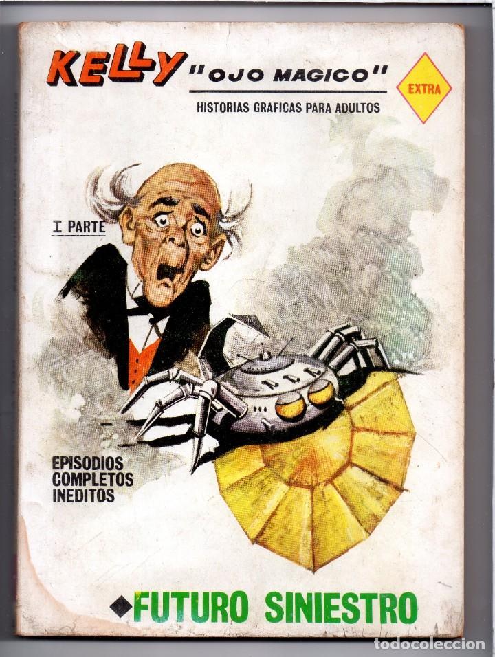 Nº 14 KELLY OJO MAGICO . EDICIONES VERTICE ( VOL. 1) (Tebeos y Comics - Vértice - Fleetway)
