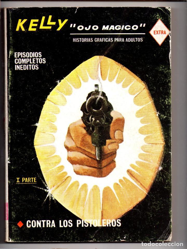 Nº 10 KELLY OJO MAGICO . EDICIONES VERTICE ( VOL. 1) (Tebeos y Comics - Vértice - Fleetway)