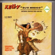 Cómics: Nº 11 KELLY OJO MAGICO . EDICIONES VERTICE ( VOL. 1). Lote 195639356