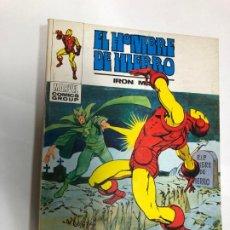 Cómics: COMIC EL HOMBRE DE HIERRO Nº30 EDITORIAL VERTICE VOL 1 TACO . Lote 195716852