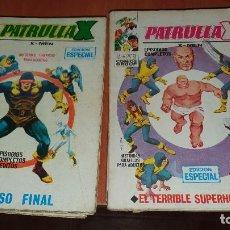 Comics: PATRULLA X NROS. 3-8-14-16-18-23-25-29, DE TACO, ED. VERTICE RESERVADO!!. Lote 195760056
