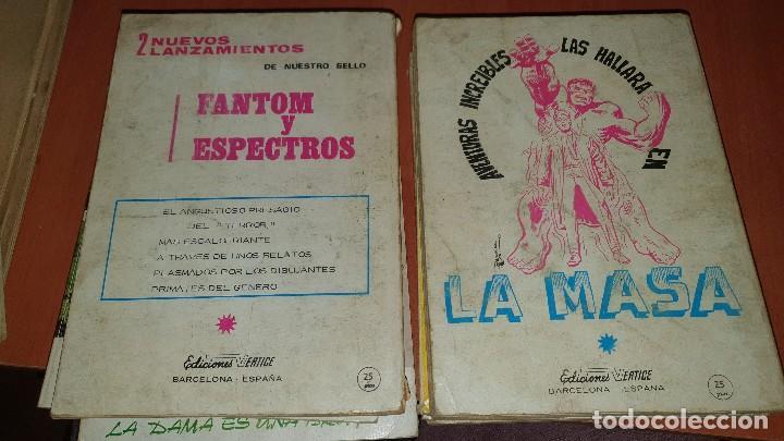 Cómics: Los 4 fantasticos, nros: 9-14-19-21-28-29-36-40-47-64, de taco, ed. Vertice - Foto 5 - 195797355