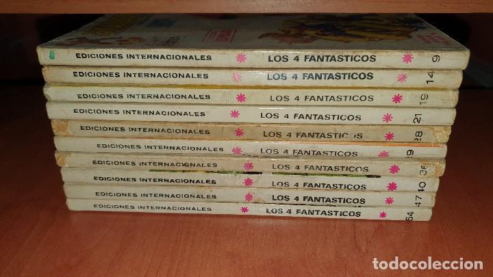 Cómics: Los 4 fantasticos, nros: 9-14-19-21-28-29-36-40-47-64, de taco, ed. Vertice - Foto 16 - 195797355