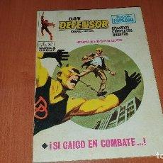 Comics: DAN DEFENSOR, N° 20, DE TACO, ED. VERTICE 1971 RESERVADO!!. Lote 195799260