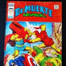 Cómics: NORMAL ESTADO SUPER HEROES 69 VOL II VERTICE DR. MUERTE Y NAMOR. Lote 195801211
