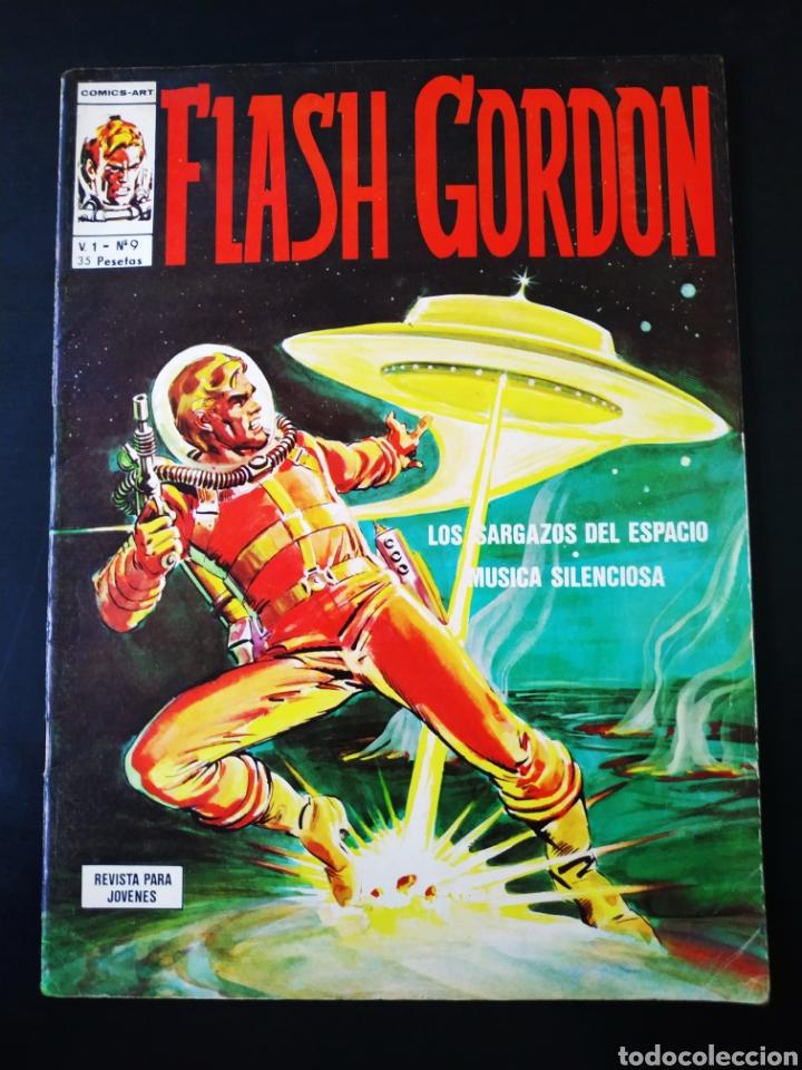 MUY BUEN ESTADO FLASH GORDON 9 VERTICE (Tebeos y Comics - Vértice - Flash Gordon)