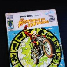 Cómics: NORMAL ESTADO SUPER HEROES 15 MOTORISTA FANTASMA VERTICE VOL II. Lote 195872975