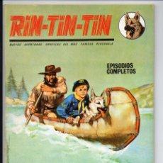 Cómics: RIN-TIN-TIN Nº2. Lote 195928843