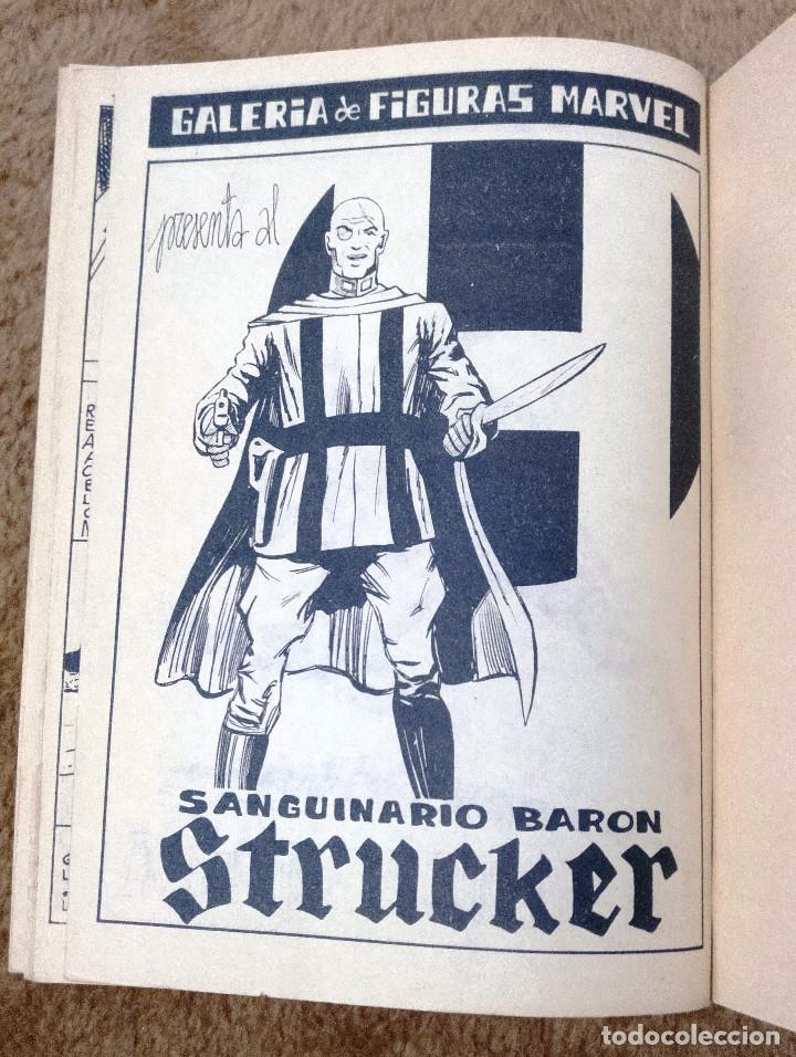 Cómics: LA MASA nº 19 (Vertice 1972) ¡¡RESERVADO, NO COMPRAR!! - Foto 5 - 195998015